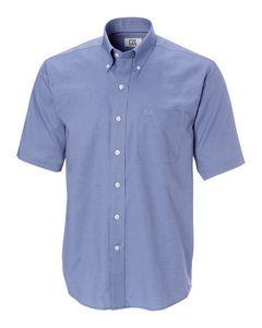 983943064-106 - Men's Cutter & Buck® Epic Easy Care Nailshead S/S Dress Shirt - thumbnail
