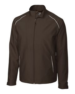 984203230-106 - Men's Cutter & Buck® WeatherTec™ Beacon Full-Zip Jacket - thumbnail