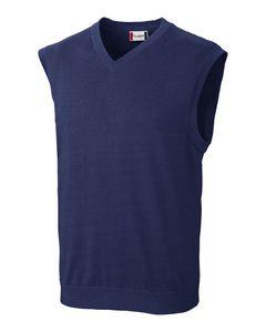 984497578-106 - Men's Clique® Imatra V-Neck Sweater Vest - thumbnail