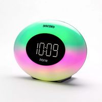 146478784-142 - iHome IM30SC Color Changing FM Alarm Radio & USB Charging - thumbnail