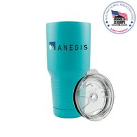 305953205-142 - 20 Oz. Sky Blue Patriot Tumbler - thumbnail