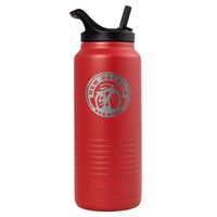 375926164-142 - Patriot 36oz Red Bottle - thumbnail