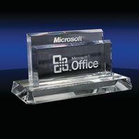 713686572-142 - Rectangular Shaped Business Card Holder - thumbnail