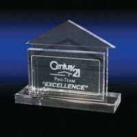 743686780-142 - House Shaped Business Card Holder - thumbnail