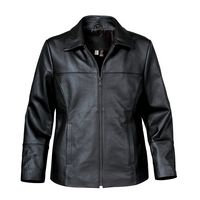 102429892-109 - Women's Classic Leather Jacket - thumbnail