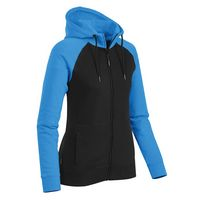 535441180-109 - Women's Omega Two Tone Zip Hoody - thumbnail
