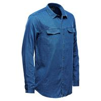 536180427-109 - Men's Blueridge Denim Shirt - thumbnail