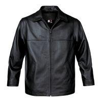 972429889-109 - Men's Classic Leather Jacket - thumbnail