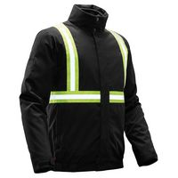 975922900-109 - Unisex 3-in-1 Reflective Jacket - thumbnail