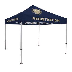 106185565-108 - 10' Elite Tent Kit - 3 Location Full-Color Imprint - thumbnail