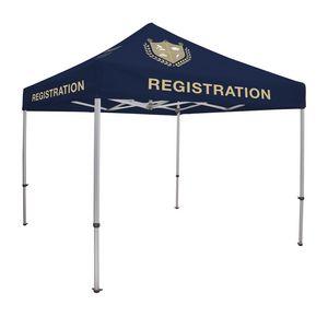 136185575-108 - 10' Elite Tent Kit - 4 Location Full -Color Imprint - thumbnail