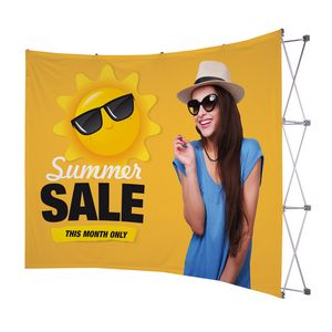 314021680-108 - 10' Curved Splash Floor Display Face Kit (Poly Knit) - thumbnail