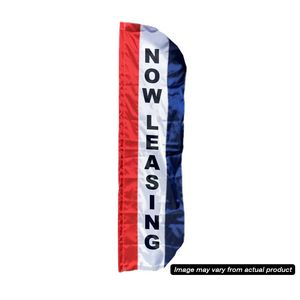 326058289-108 - 6' Stock Message Stadium Flutter Flag Replacement Flag - thumbnail