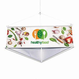 334575838-108 - 12' Three-Sided Hanging Banner Kit - thumbnail
