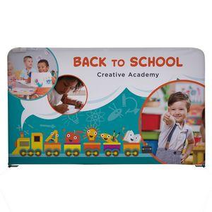 354288471-108 - 6' Over-the-Top Display Kit (Short Back Wall) - thumbnail
