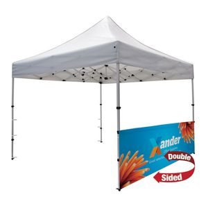 355916125-108 - Compact 10' Tent Half Wall Kit (Dye-Sublimated, 2-Sided) - thumbnail