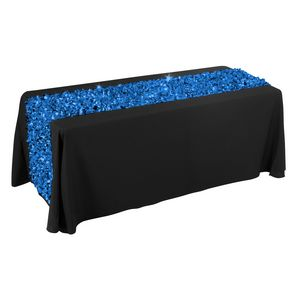 "366198750-108 - Table Runner for 60"" to 72"" Tables (Metallic) - thumbnail"