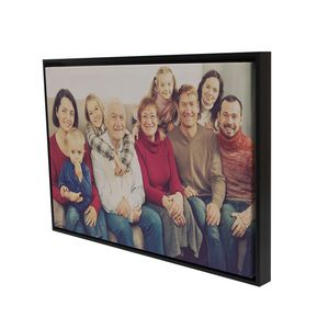 """366448928-108 - 20"""" x 30"""" Floating Gallery Signboard - thumbnail"""