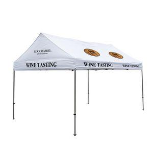 396185593-108 - 10' x 15' Gable Tent Kit (Full-Color Imprint, 7 Locations) - thumbnail