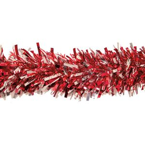516197619-108 - Victory Corps Metallic Red & Silver Twist - thumbnail
