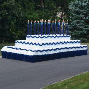 526198773-108 - Birthday Cake Float Kit (Metallic) - thumbnail