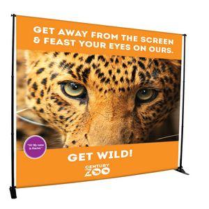 544021391-108 - 10' Deluxe Exhibitor Expanding Display Kit - thumbnail