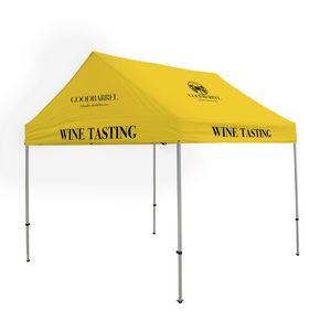 556188581-108 - 10' Premium Gable Tent Kit 6 Location Full-Color Imprint - thumbnail