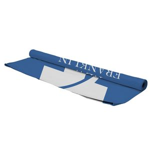 """556255707-108 - 5'W x 72""""H Vinyl Wall Barrier Graphic Cover - thumbnail"""
