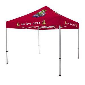 576195357-108 - 10' Elite Tent Kit - 7 Location Full-Color Imprint - thumbnail