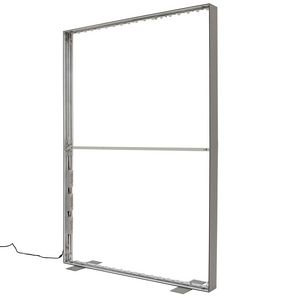 725807914-108 - 5' x 7' Impress Glo Light Box Hardware - thumbnail