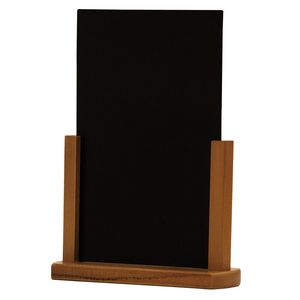 725916012-108 - Large Countertop Wood Chalkboard Hardware - thumbnail