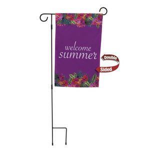 "746188311-108 - 30"" x 48"" Garden Flag Kit (Double-Sided) - thumbnail"