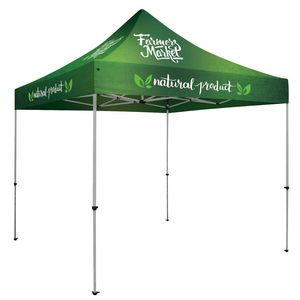 903728378-108 - Deluxe 10' Tent Kit (Full-Bleed Dye Sublimation) - thumbnail