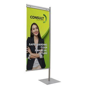 946188517-108 - Side Snap Banner Display Kit - thumbnail