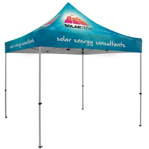 993728709-108 - Premium Aluminum 10' Tent Kit (Dye-Sublimation) - thumbnail