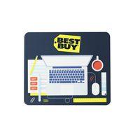 "125552297-134 - 8""h x 9.5""w x 1/8"" Rectangular Mousepad - thumbnail"