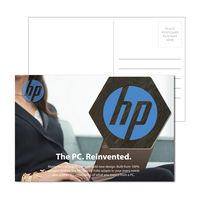 125956910-134 - Post Card with Full Color Hexagon Coaster - thumbnail