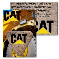 165956896-134 - Post Card with Full Color Triangle Coaster - thumbnail
