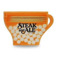 172950220-134 - Coffee Cup Shaped Pick 'n' Mints - thumbnail