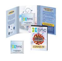 186264423-134 - Tek Booklet with 1/4 fl oz Instant Hand Sanitizer Gel Pack - thumbnail