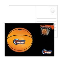 325956918-134 - Post Card With Full-Color Basketball Luggage Tag - thumbnail