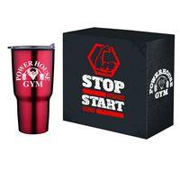 505478602-134 - Drinkware Gift Box Set - Double Box with Window - thumbnail