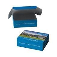 "534711550-134 - 12.5"" X 9"" X 4"" E-Flute Tuck Box Double Side - thumbnail"