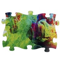 "545593021-134 - 7.75"" x 7.75"" Acrylic Jigsaw Puzzle - thumbnail"