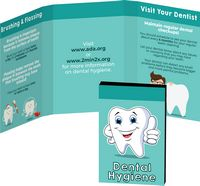 716057824-134 - Awareness Tek Booklet with Dental Floss - thumbnail