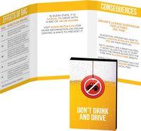 736056978-134 - Awareness Tek Booklet with Credit Card Style Dental Floss/Mirror - thumbnail