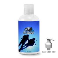 744045852-134 - Alcohol Free Unscented Antibacterial Hand Sanitizer Gel (8 Oz.) - thumbnail