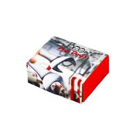 "745562730-134 - 5"" X 4"" X 2"" E-Flute Tuck Box Double Side - thumbnail"