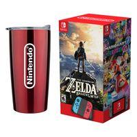 745711829-134 - 20 oz Tumbler Economy Drinkware Gift Box Set - thumbnail