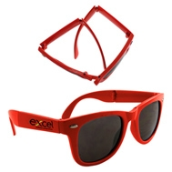 904296543-134 - Folding Miami Sunglasses - thumbnail